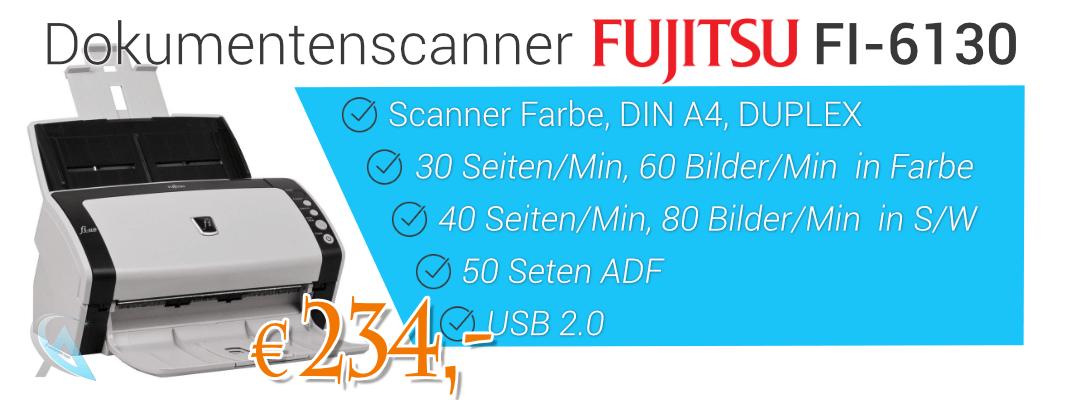 Scanner Fujitsu FI-6130
