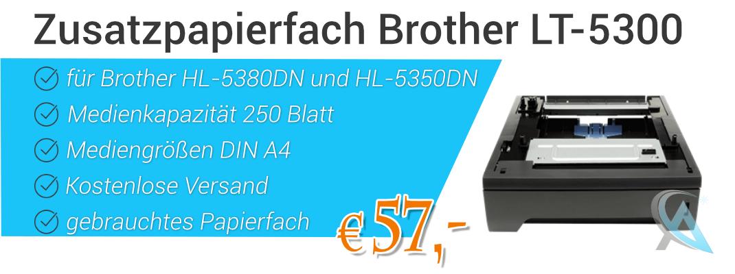 Brother LT-5300 gebrauchtes Zusatzpapierfach