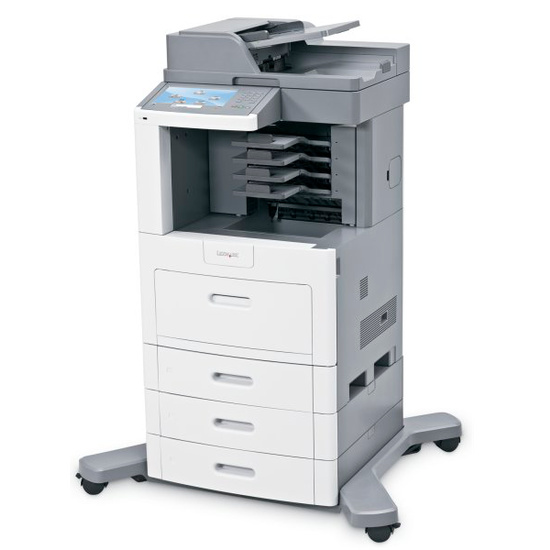 lexmark x658dtme laser multifunktionsger t drucker. Black Bedroom Furniture Sets. Home Design Ideas