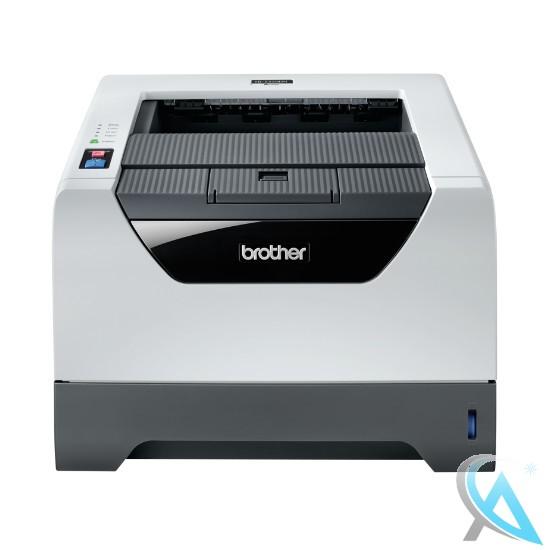 Brother HL-5350DN gebrauchter Laserdrucker   Rezeptdrucker