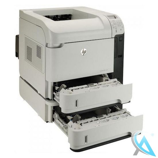 hp laserjet 600 m603xh gebrauchter laserdrucker moor it. Black Bedroom Furniture Sets. Home Design Ideas