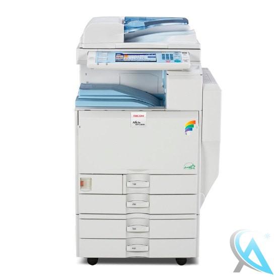 Ricoh Aficio MP C4000 gebrauchtes Kopierer