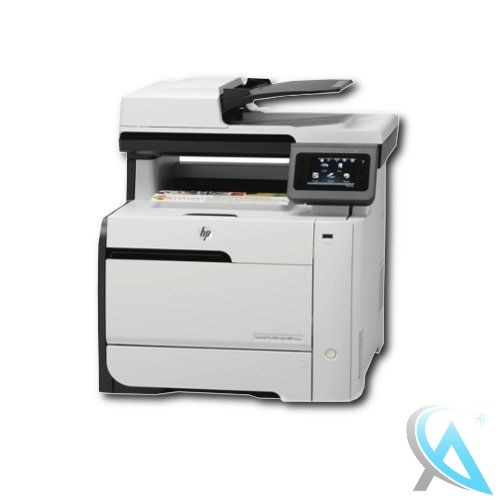 HP Color LaserJet Pro 400 MFP M475DN, generalüberholtes Multifunktionsgerät