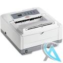 OKI B4600 gebrauchter Laserdrucker mit neuem Toner und neuer Trommel