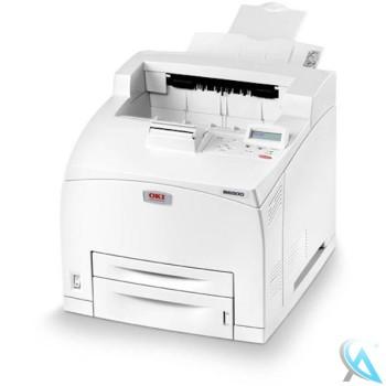 OKI B6500DN gebrauchter Laserdrucker mit neuem Toner