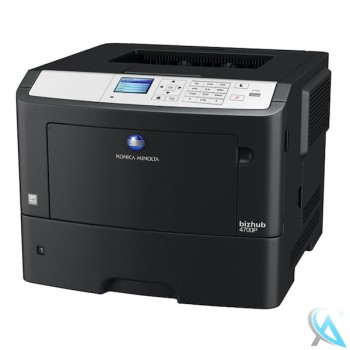 Konica Minolta bizhub 4700P Laserdrucker mit neuem Toner