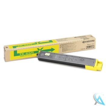 Original Kyocera 1T02NPANL0, TK-8325Y Toner Gelb