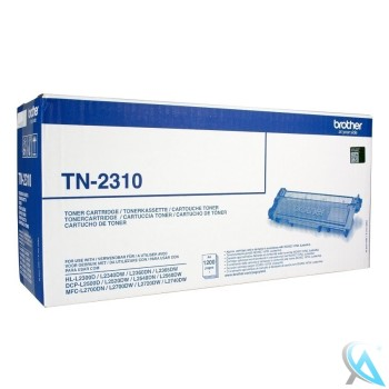 Original Brother TN-2310 Toner Schwarz