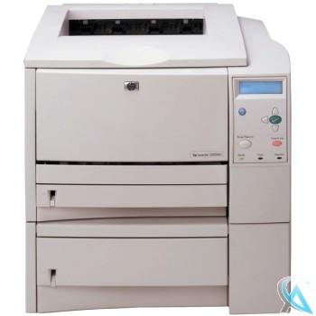 HP Laserjet 2300DTN gebrauchter Laserdrucker mit neuem Toner