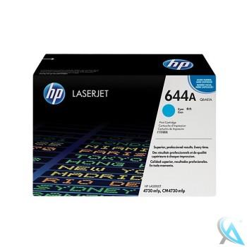 Original HP Q6461A, 644A Toner Cyan