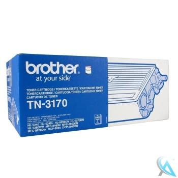 Original Brother TN-3170 Toner Schwarz