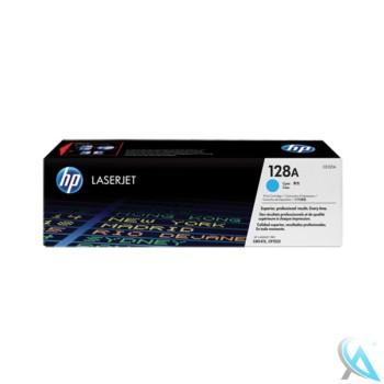 Original HP CE321A, 128A Toner Cyan