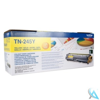Original Brother TN-245Y Toner Gelb