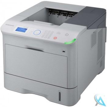 Samsung ML-6510ND gebrauchter Laserdrucker mit neuem Toner