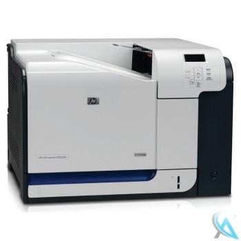 HP Color Laserjet CP3525DN gebrauchter Farblaserdrucker