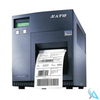 Sato CL608 gebrauchter Industrial Thermal Printer
