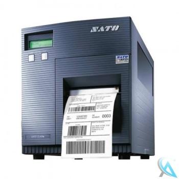 Sato CL408 gebrauchter Industrial Thermal Printer