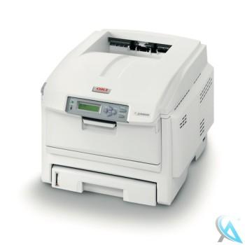 OKI C5900N gebrauchter Farblaserdrucker mit neue Toner