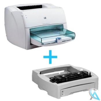 HP Laserjet 1300 gebrauchter Laserdrucker mit Papierfach Q2485A