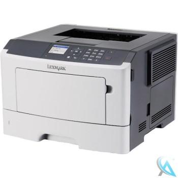 Lexmark MS415dn Laserdrucker OHNE Toner und OHNE Trommel