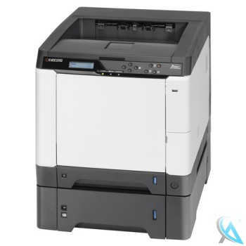 Kyocera FS-C5250DTN Farblaserdrucker mit neuem Toner