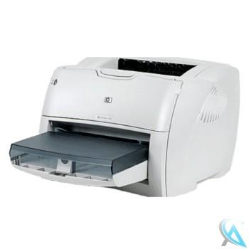 HP Laserjet 1300 gebrauchter Laserdrucker mit neuem Toner