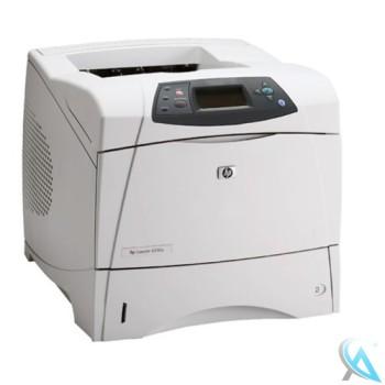 HP Laserjet 4300DN Laserdrucker mit neuem Toner