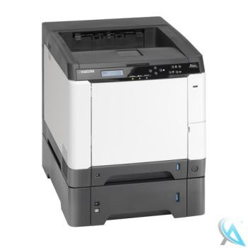 Kyocera FS-C5150DTN Farblaserdrucker mit neue Toner