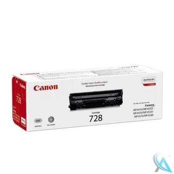 Original Canon 3500B002, 728 Toner Schwarz