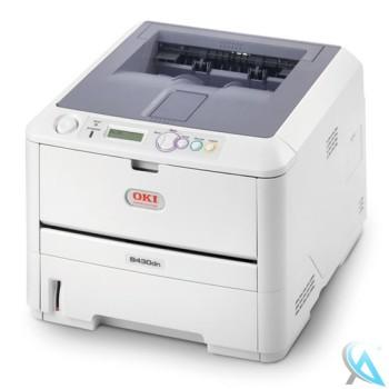 OKI B430DN Laserdrucker mit neuem Toner