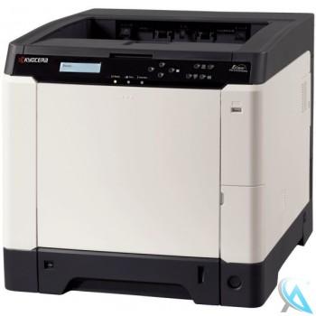 Kyocera FS-C5150DN gebrauchter Farblaserdrucker mit neue Toner