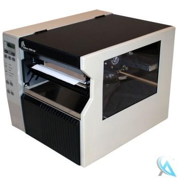 Zebra 220XiIIIPlus gebrauchter Thermo Etikettendrucker
