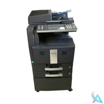 Kyocera TASKalfa 250ci Kopierer mit Holzunterschrank CB-730