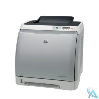 HP Color LaserJet 2600N gebrauchter Farblaserdrucker