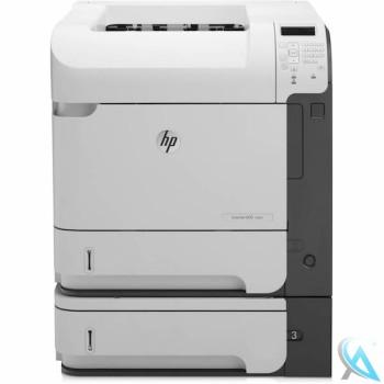 HP Laserjet 600 M603tn gebrauchter Laserdrucker OHNE Toner