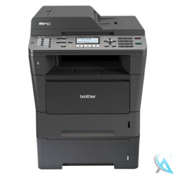 Brother MFC-8510DN Multifunktionsgerät mit Papierfach LT-5400