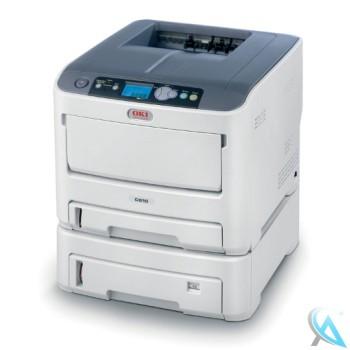 OKI C610dtn Farblaserdrucker