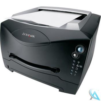 Lexmark E330 gebrauchter Laserdrucker mit neuem Toner und neuer Trommel