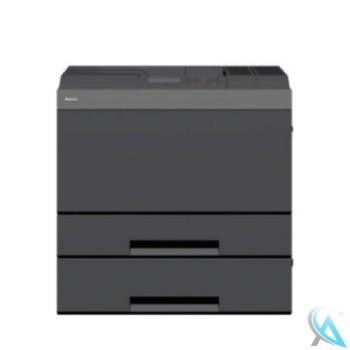 Dell 5130cdn Farblaserdrucker mit Zusatzpapierfach