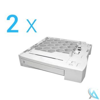 2x HP C4793A gebrauchtes Zusatzpapierfach 250 Blatt