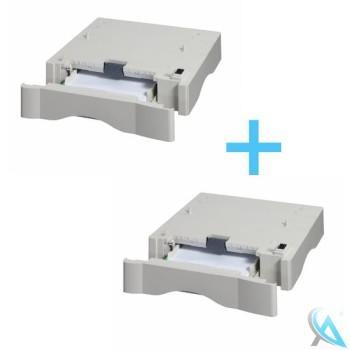 2x Kyocera Zusatzpapierfach PF-17 für FS-1020 FS-1030 FS-1050 FS-1118MFP