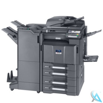Kyocera TASKalfa 3500i gebrauchter Kopierer mit Finisher DF-790