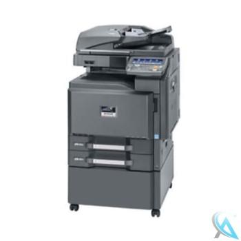 Kyocera TASKalfa 3501i gebrauchter Kopierer mit Unterschrank CB-730