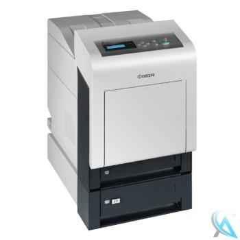 Kyocera FS-C5100DTN Farblaserdrucker mit neue Toner