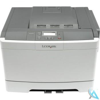 Lexmark C543DN gebrauchter Farblaserdrucker