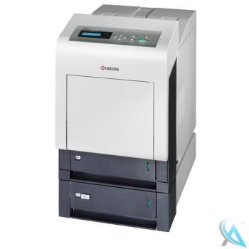 Kyocera FS-C5200DTN Farblaserdrucker mit neuem Tonersatz