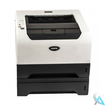 Brother HL-5250DNLT Laserdrucker mit neuem Toner