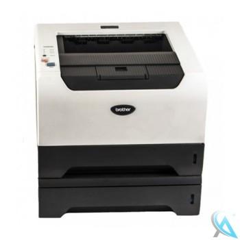 Brother HL-5250DNLT Laserdrucker mit neuem Toner und neuer Trommel