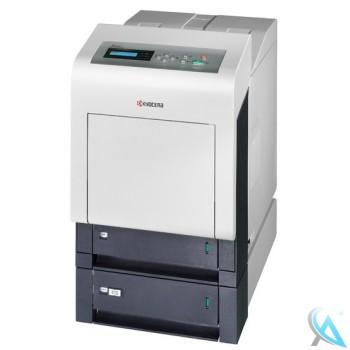 Kyocera FS-C5350DTN Farblaserdrucker mit neuem Tonersatz