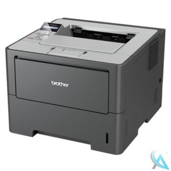 Brother HL-6180DW gebrauchter Laserdrucker OHNE Trommel